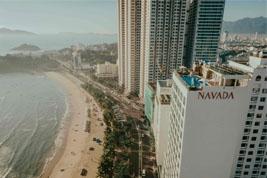 NAVADA HOTEL : Vị trí đắt địa bậc nhất Nha Trang; View biển đẹp như thiên đường.